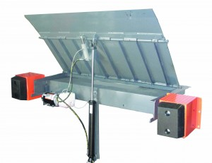Hydraulic Top of Dock Levelers